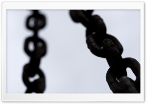 Black Chains HD Wide Wallpaper for Widescreen