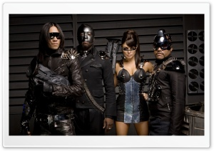 Black Eyed Peas 2011 HD Wide Wallpaper for Widescreen