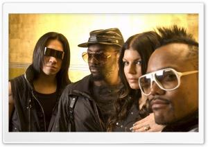 Black Eyed Peas Members HD Wide Wallpaper for Widescreen