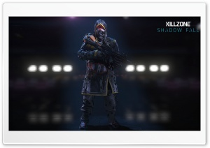 Black Hand - Killzone Shadow Fall HD Wide Wallpaper for Widescreen