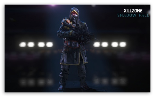 Black Hand - Killzone Shadow Fall HD wallpaper for Wide 5:3 Widescreen WGA ; HD 16:9 High Definition WQHD QWXGA 1080p 900p 720p QHD nHD ; Mobile 5:3 16:9 - WGA WQHD QWXGA 1080p 900p 720p QHD nHD ;