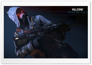 Black Hand - Killzone Shadow Fall 2013 HD Wide Wallpaper for Widescreen