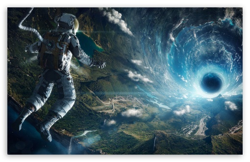 Black Hole On Earth 4k Hd Desktop Wallpaper For 4k Ultra
