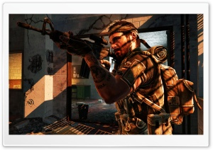 Black Ops Ultra HD Wallpaper for 4K UHD Widescreen desktop, tablet & smartphone