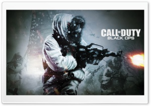 Black Ops HD Wide Wallpaper for Widescreen