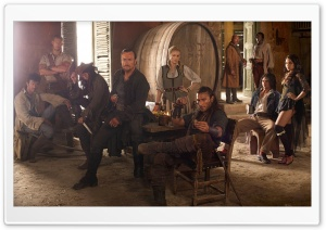 Black Sails TV series Cast HD Wide Wallpaper for Widescreen