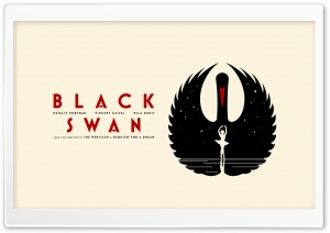 Black Swan HD Wide Wallpaper for Widescreen