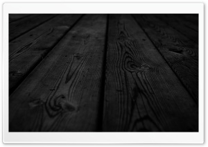 Black Wood HD Wide Wallpaper for Widescreen