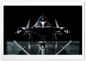 Blackbird SR 71 HD Wide Wallpaper for 4K UHD Widescreen desktop & smartphone