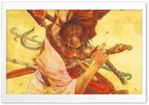 Blade Of The Immortal III HD Wide Wallpaper for Widescreen