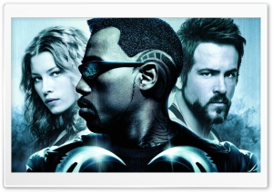 Blade Trinity HD Wide Wallpaper for Widescreen