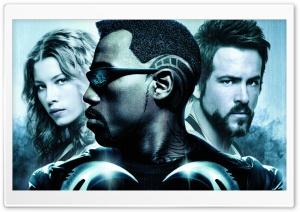Blade Trinity HD Wide Wallpaper for 4K UHD Widescreen desktop & smartphone