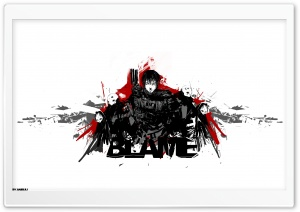 Blame HD Wide Wallpaper for Widescreen