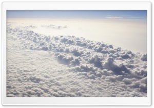 Blanket Of Clouds HD Wide Wallpaper for Widescreen