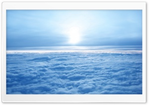 Blanket Of Clouds 1 HD Wide Wallpaper for Widescreen