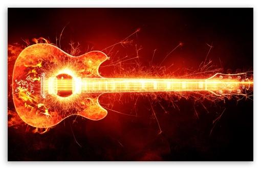 Blazing Guitar ❤ 4K UHD Wallpaper for Wide 16:10 5:3 Widescreen WHXGA WQXGA WUXGA WXGA WGA ; 4K UHD 16:9 Ultra High Definition 2160p 1440p 1080p 900p 720p ; Mobile 5:3 16:9 - WGA 2160p 1440p 1080p 900p 720p ;
