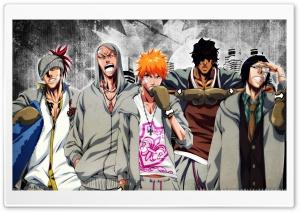 Bleach HD Wide Wallpaper for Widescreen
