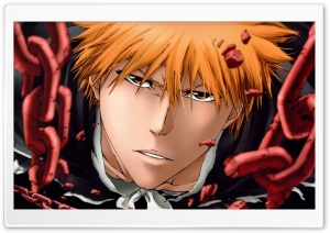 Bleach HD Wide Wallpaper for 4K UHD Widescreen desktop & smartphone