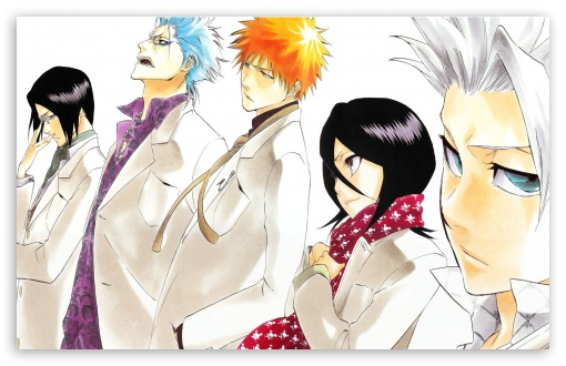 Bleach Anime HD wallpaper for Wide 16:10 5:3 Widescreen WHXGA WQXGA WUXGA WXGA WGA ; HD 16:9 High Definition WQHD QWXGA 1080p 900p 720p QHD nHD ; Standard 4:3 Fullscreen UXGA XGA SVGA ; iPad 1/2/Mini ; Mobile 4:3 5:3 16:9 - UXGA XGA SVGA WGA WQHD QWXGA 1080p 900p 720p QHD nHD ;