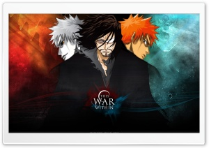 Bleach Ichigo HD Wide Wallpaper for Widescreen