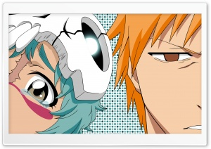 Bleach Manga HD Wide Wallpaper for 4K UHD Widescreen desktop & smartphone