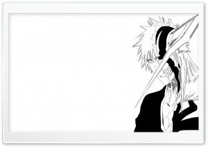 Bleach Manga II HD Wide Wallpaper for Widescreen