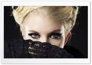 Blonde Beauty HD Wide Wallpaper for Widescreen