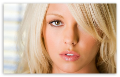 Blonde Girl With Shiny Lips HD wallpaper for Wide 16:10 5:3 Widescreen WHXGA WQXGA WUXGA WXGA WGA ; HD 16:9 High Definition WQHD QWXGA 1080p 900p 720p QHD nHD ; Standard 4:3 5:4 3:2 Fullscreen UXGA XGA SVGA QSXGA SXGA DVGA HVGA HQVGA devices ( Apple PowerBook G4 iPhone 4 3G 3GS iPod Touch ) ; Tablet 1:1 ; iPad 1/2/Mini ; Mobile 4:3 5:3 3:2 16:9 5:4 - UXGA XGA SVGA WGA DVGA HVGA HQVGA devices ( Apple PowerBook G4 iPhone 4 3G 3GS iPod Touch ) WQHD QWXGA 1080p 900p 720p QHD nHD QSXGA SXGA ;