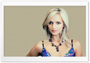 Blonde With Black Highlights Ultra HD Wallpaper for 4K UHD Widescreen desktop, tablet & smartphone