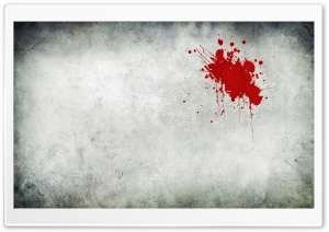 Blood Splash HD Wide Wallpaper for Widescreen