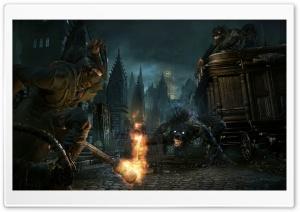 BloodBorne Ultra HD Wallpaper for 4K UHD Widescreen desktop, tablet & smartphone