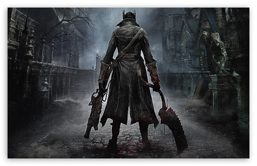 Download Bloodborne 2015 UltraHD Wallpaper