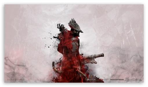 Bloodborne Ultra HD Desktop Background Wallpaper for 4K ...
