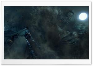 Bloodborne PS4 HD Wide Wallpaper for 4K UHD Widescreen desktop & smartphone