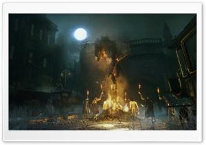 Bloodborne Screenshot HD Wide Wallpaper for 4K UHD Widescreen desktop & smartphone