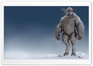 Bloody Minotaur Ultra HD Wallpaper for 4K UHD Widescreen desktop, tablet & smartphone