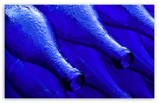 Blue Bottles Covered With Dew Drops ❤ 4K UHD Wallpaper for Wide 16:10 5:3 Widescreen WHXGA WQXGA WUXGA WXGA WGA ; 4K UHD 16:9 Ultra High Definition 2160p 1440p 1080p 900p 720p ; Standard 4:3 5:4 3:2 Fullscreen UXGA XGA SVGA QSXGA SXGA DVGA HVGA HQVGA ( Apple PowerBook G4 iPhone 4 3G 3GS iPod Touch ) ; Tablet 1:1 ; iPad 1/2/Mini ; Mobile 4:3 5:3 3:2 16:9 5:4 - UXGA XGA SVGA WGA DVGA HVGA HQVGA ( Apple PowerBook G4 iPhone 4 3G 3GS iPod Touch ) 2160p 1440p 1080p 900p 720p QSXGA SXGA ; Dual 16:10 5:3 16:9 4:3 5:4 WHXGA WQXGA WUXGA WXGA WGA 2160p 1440p 1080p 900p 720p UXGA XGA SVGA QSXGA SXGA ;