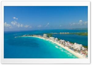 Blue Cancun HD Wide Wallpaper for 4K UHD Widescreen desktop & smartphone