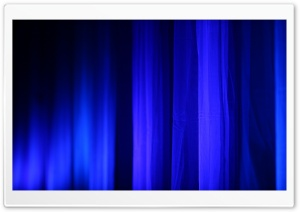 Blue Curtains HD Wide Wallpaper for 4K UHD Widescreen desktop & smartphone