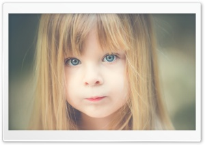 Blue Eyes HD Wide Wallpaper for Widescreen