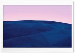 Blue Hill Landscape Ultra HD Wallpaper for 4K UHD Widescreen desktop, tablet & smartphone
