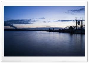 Blue Hour Ultra HD Wallpaper for 4K UHD Widescreen desktop, tablet & smartphone
