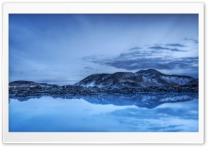 Blue Lagoon, Iceland HD Wide Wallpaper for Widescreen