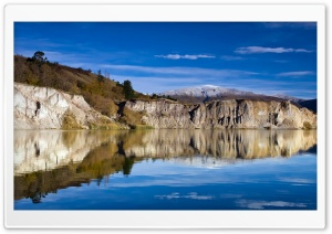 Blue Lake HD Wide Wallpaper for Widescreen