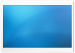 Blue Square Pattern HD Wide Wallpaper for Widescreen