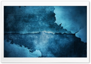 Blue Stains HD Wide Wallpaper for Widescreen