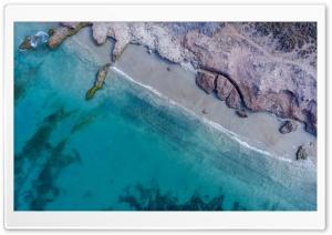 Blue Water Beach Ultra HD Wallpaper for 4K UHD Widescreen desktop, tablet & smartphone