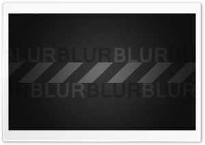 Blur Typography HD Wide Wallpaper for Widescreen