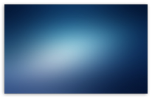 Blurry Blue Background II 4K HD Desktop Wallpaper For 4K