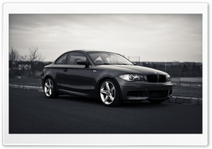 BMW 135i HD Wide Wallpaper for Widescreen